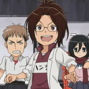 『進撃!巨人中学校』第5話「猛勉!巨人中学校」【アニメ感想】_thumb