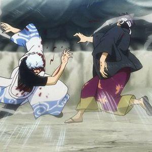 『銀魂』第305話「仇」(4期 40話)【アニメ感想】_thumb